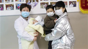 成都不孕不育两姊妹在这家生殖医院好孕产子